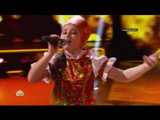 «Ты супер!»: Снежана Гордеенко, 10 лет, Белоруссия. «Русская красавица»