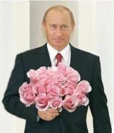 С днем рождения! Путин