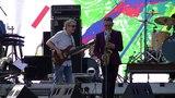 Jan Akkerman &amp Band - часть 1, Фестиваль Усадьба Jazz, Елагин Остров, Санкт Петербург, 19 Июля 2014