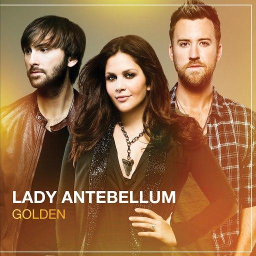 Lady Antebellum альбом Golden