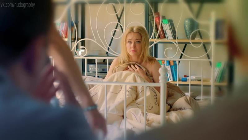 Обнажённая Анастасия Панина в сериале Психологини 2017 Роман Фокин Сезон 1 Серия 2 1080p