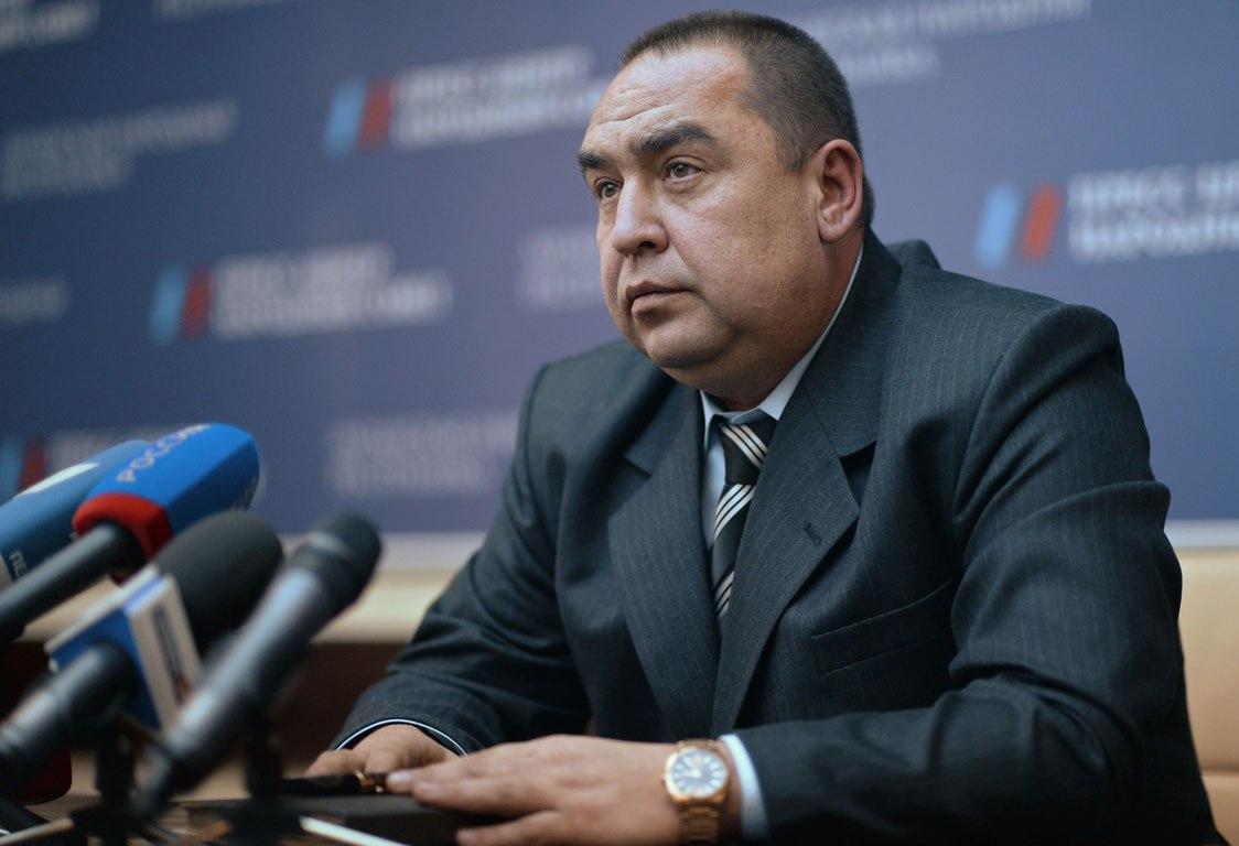 В ЛНР паника, Плотницкий сделал заявление
