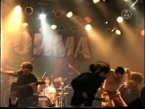 Паштет (FAQ) о выступлении с Soulfly на фестивале ''Обойма'', A1