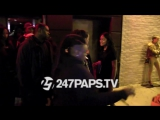 Рианна покидает Marquee Nightclub, Нью-Йорк (06.12.2017)