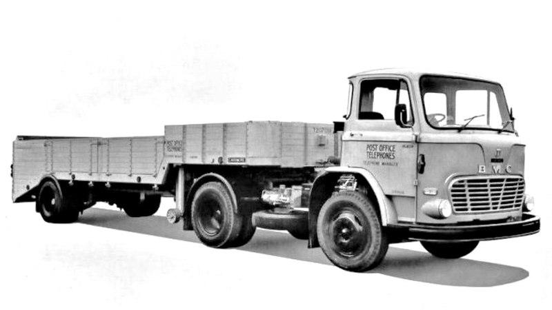 BMC Laird 1968 73
