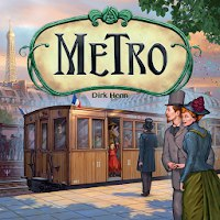 Install  Metro - the board game