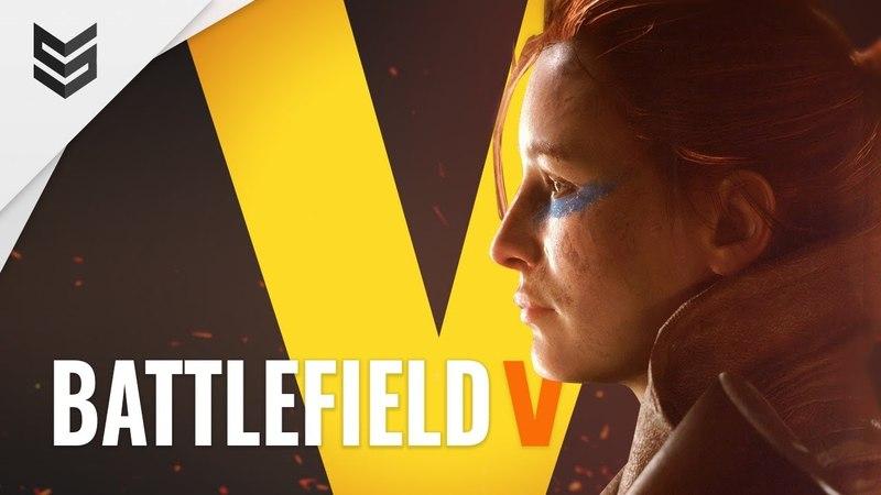 Исправленный трейлер Battlefield 5 (Reworked BF5 Trailer)