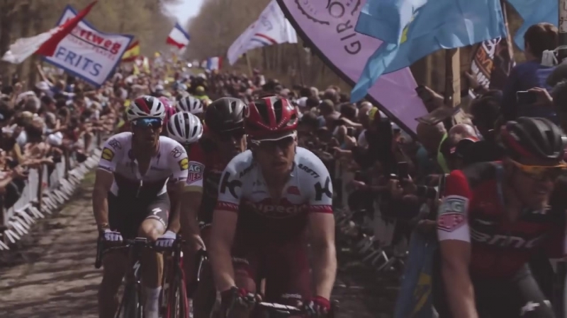 COBBLES, DUST 7TH PLACE _ PARIS-ROUBAIX. - EP.8