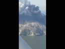 Извержение вулкана Кадовар (Папуа-Новая Гвинея) - 06.01.2018