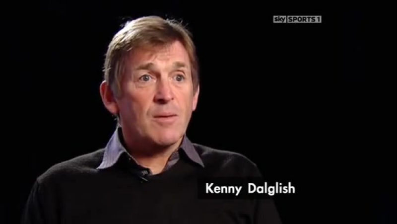 Footballs Greatest / Best Players in the World / Kenny Dalglish
