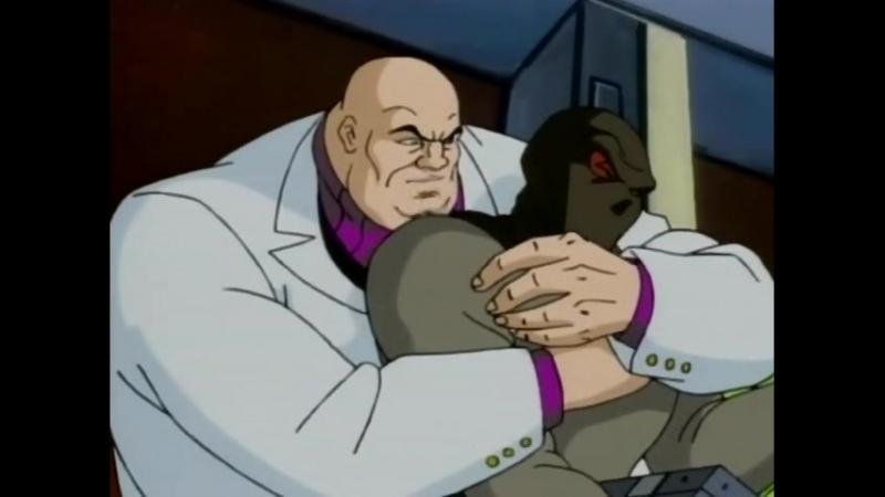 Человек паук 1994 Сезон 5 Серия 3 Шесть забытых воинов 2 Невостребованное наследие