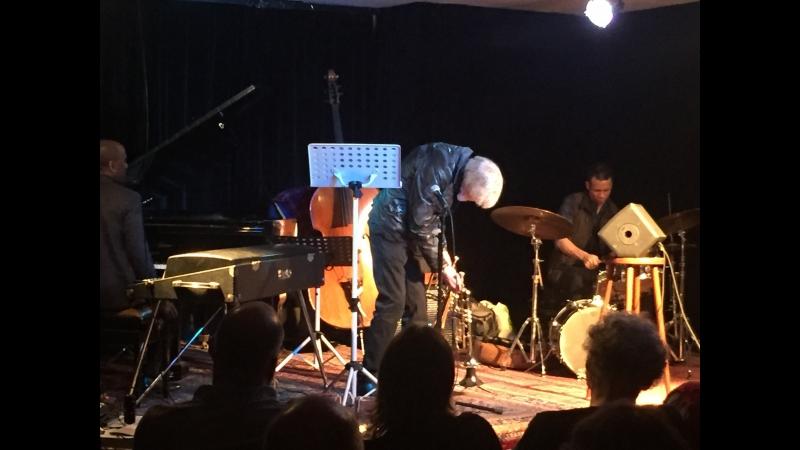 Tom Harrell Quartet играет на бис Tenor Madness. 30.04.2018