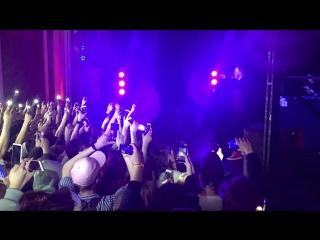 Jubilee — Заново (новый трек LIVE) @ СПБ 04.05.18