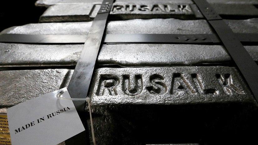 Песков высказался о санкциях США против РУСАЛа