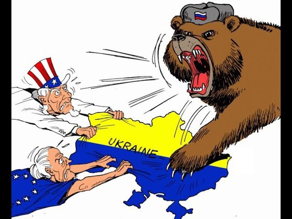 Журналисты США отдали Украину России в размен на Молдову