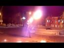 Фаер-шоу. 10 марта 2018г. Саранск. Мордовский национальный драматический театр.