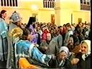 Освящение храма Нечаянная Радость г Новомосковск 1998