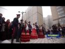 Видеоотчёт вручения ключей новосёлам первых двух литеров в микрорайоне «Красный Аксай»