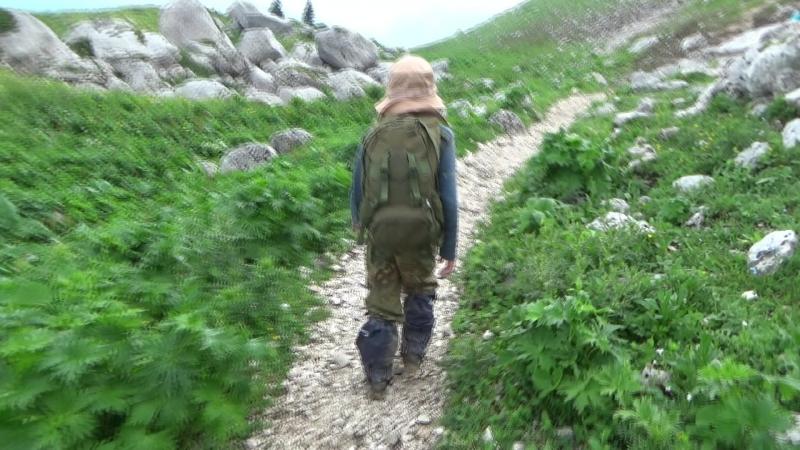 23 июля 2017 - тропа после Белореченского 2