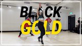 Sam Sparro Black and Gold Choreography by Lauren Lyn
