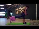 Тренировка в паре ✌