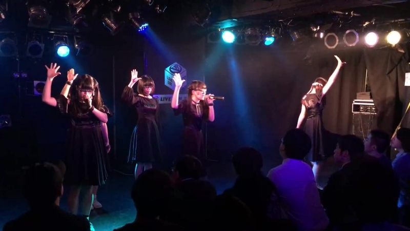 Kimi ni ochiru yoru ・・・・・・・・・1stアルバム『 』収録曲ライブ動画10選 その2