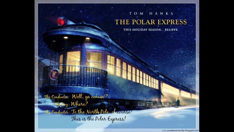Полярный экспресс (The Polar Express 2004 - BDRip 1080p (Rus.Eng)