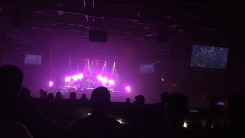 Я была на концерте группы stone sour 20