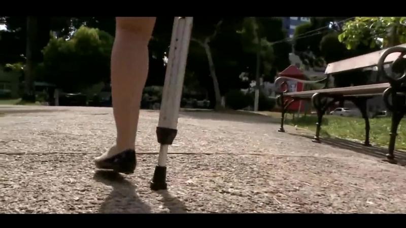Single crutch