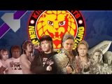 Как в NJPW создают успешные долгоиграющие истории? (русские субтитры)