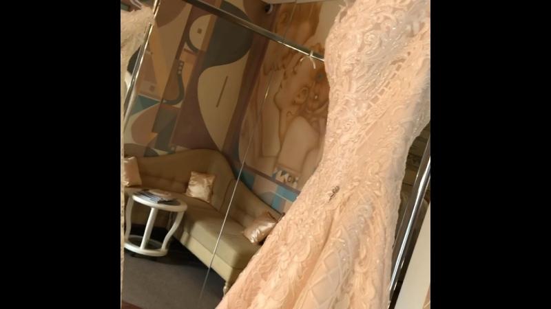 Wedding dress by Belfaso