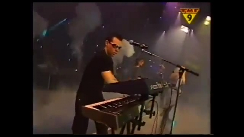 Astroline - No Way Out (Live) (TMF Showcase Zillion) (1999)