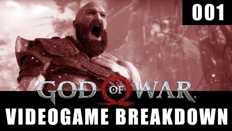 VIDEOGAME BREAKDOWN - God Of War
