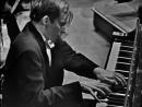 Glenn Gould Piano et Bernstein, qui dirige le concerto pour clavier de Bach N° 1 en Ré mineur