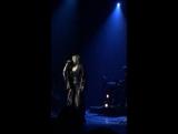 На концерте Патрисии Каас