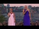 Malena Ernman Helen Sjöholm Sankta Klara Klockor Allsång På Skansen 15 08 2017
