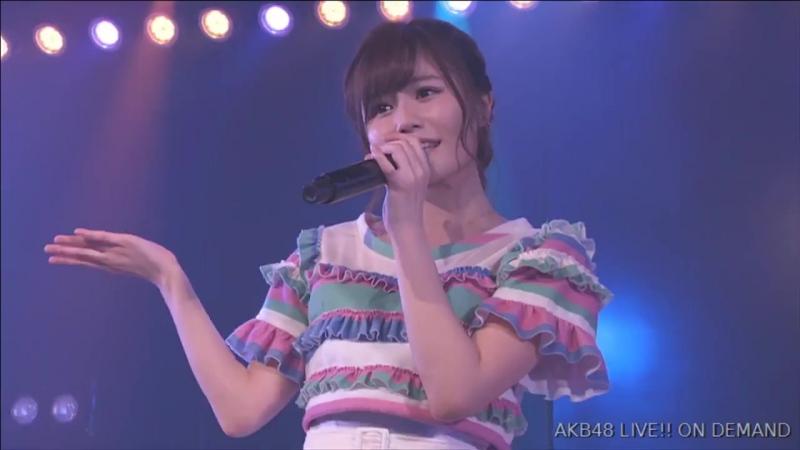 M09 Baguette [Mion Mukaichi, Anna Iriyama, Haruka Komiyama, AKB48 SS7 Thumbnail 120517 18:15 shonichi]