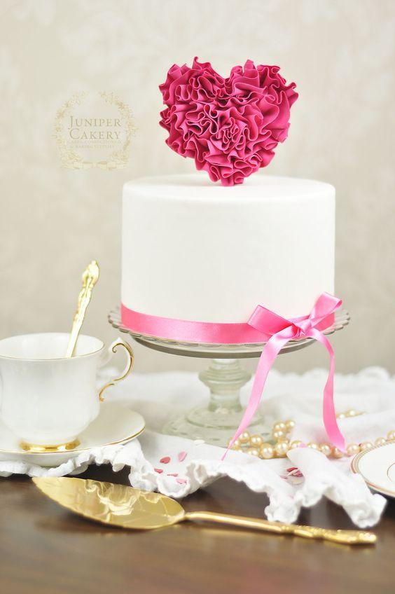 FoBLlCMz hA - Нежно-очаровательные свадебные торты
