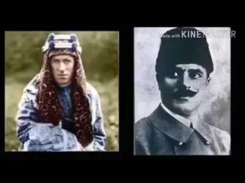 Osmanlı istihbaratcısı Kuşçubaşı Eşref'in lawrence'a attığı büyük kazık