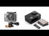 Видео обзор Eken H9R - экшен-камера с aliexpress