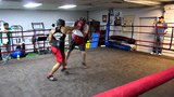 MMA Champion Nick Diaz Sparring Boxing Star Omar Henry