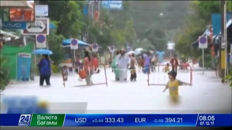 Наводнения в Таиланде