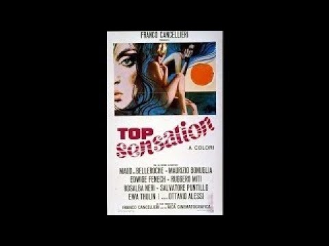 Top Sensation 1969 - EROTIC GIALLO/EXPLOITATION/THRILLER