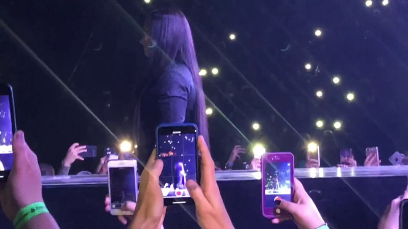 """Demi Lovato """"You Don't Do It For Me Anymore"""" Tell Me You Love Me tour Prudential Center 4/2/18"""