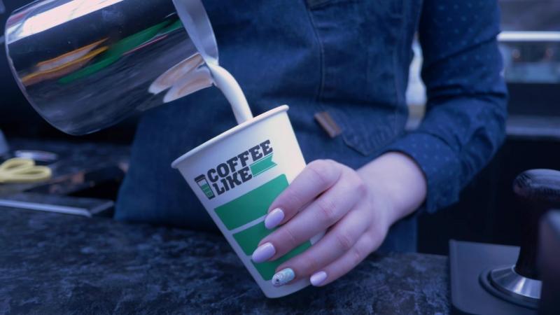 Coffee LIKE - Лиза