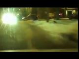 В Иванове водитель «ВАЗа» влетел в фонарный столб