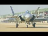 Наши Китайские товарищи жгут! :)))  J-20 Stealth Fighters China