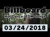 Billboard Hot DanceElectronicEDM Songs TOP 50 (March 24, 2018)