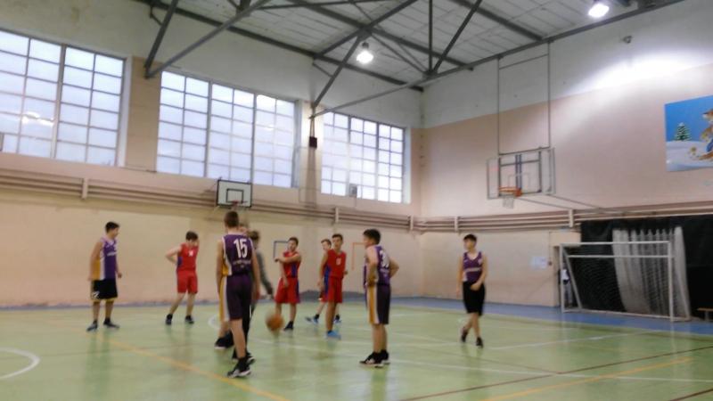 17.10.2017 Баскетбол Сергиев Посад(02-06) - Хотьково 2003 (3