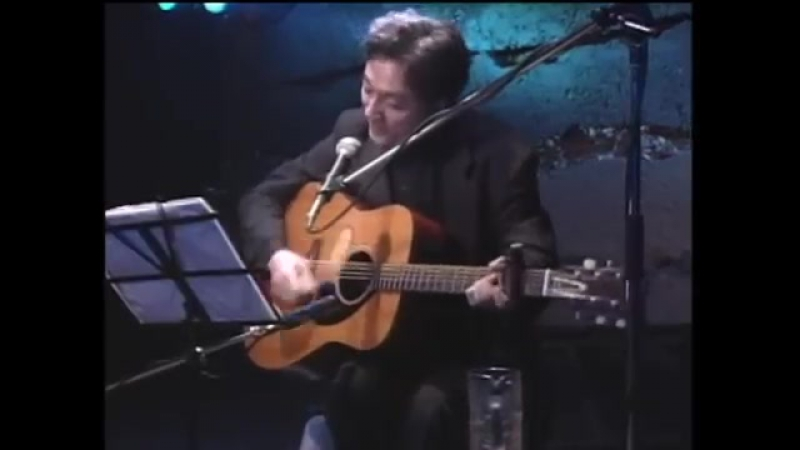 KAZUKI TOMOKAWA Live 1999